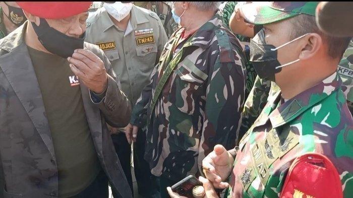 Sosok Kolonel Ucu Yustiana, Dandim yang Berani Hadang Mantan Panglima TNI Gatot Nurmantyo Masuk TMP