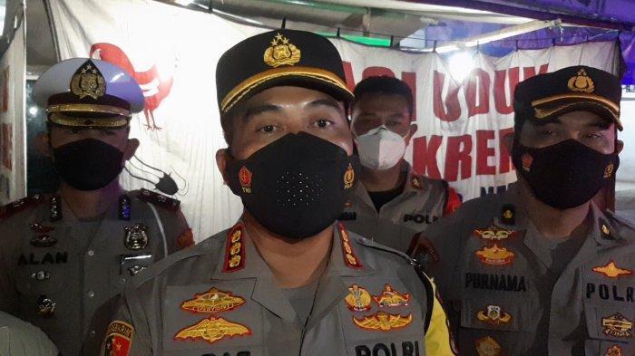 Kapolresta Cirebon Ajak Semua Pihak Patuhi Aturan PPKM Darurat Demi Menekan Penyebaran Covid-19