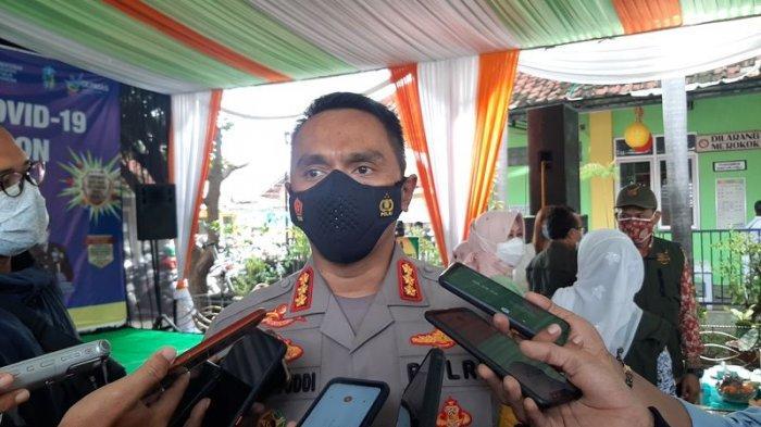 Kapolresta Ajak Masyarakat Sukseskan Vaksinasi Covid-19 di Kabupaten Cirebon, 'Jangan Ada Keraguan'