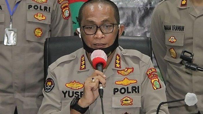 Kabid Humas Polda Metro Jaya di Depan Wartawan: Rizieq Takut Ditangkap, Makannya Dia Menyerah