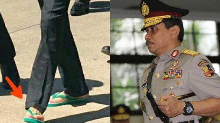 Jenderal Polisi Nyamar Jadi Warga Biasa, Buat Laporan di Polsek Dibiarkan, Kapolsek Langsung Dicopot