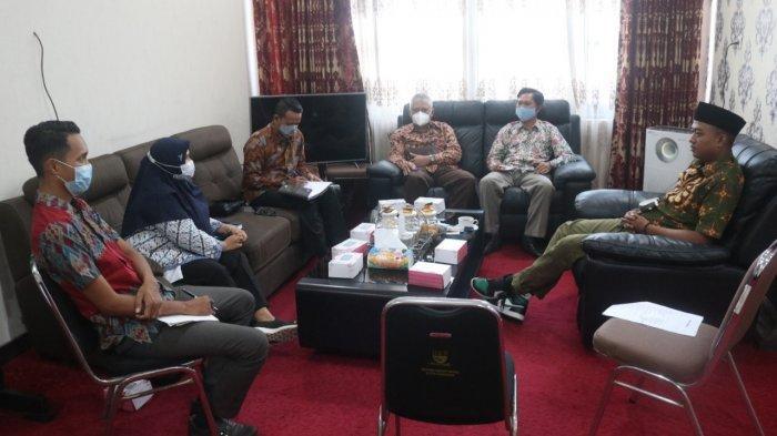 Audiensi dengan Komisi I DPRD, Komisi Informasi Kota Cirebon Sampaikan Program Kerja Strategis