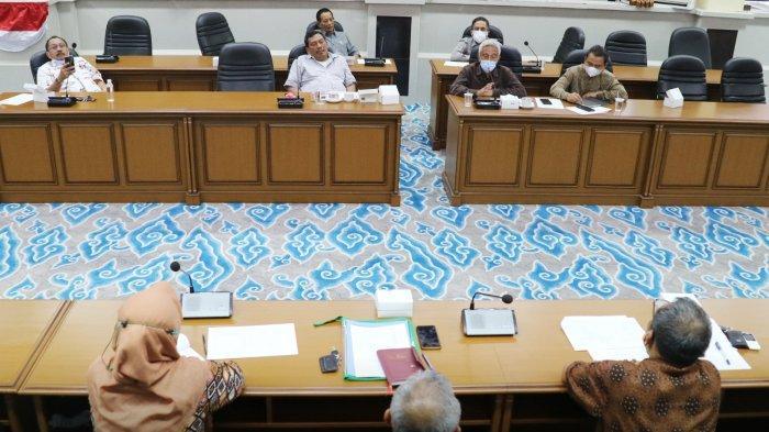 Komisi II DPRD Kota Cirebon Minta DPRKP Pilah Skala Prioritas Program Kerja 2022