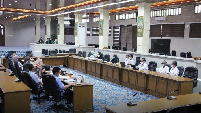 DPRD Kota Cirebon Minta Dinkes dan RSD Gunung Jati Saling Back Up Soal Anggaran Penanganan Covid-19
