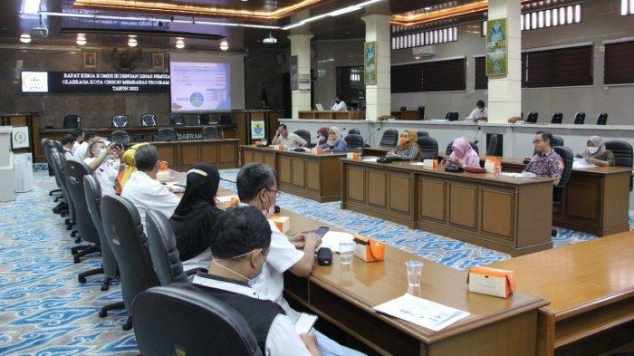 Komisi III DPRD Kota Cirebon Siap Bantu Dispora Kembangkan Potensi dan Pembinaan Atlet