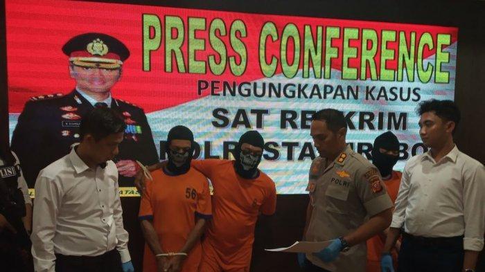 BREAKING NEWS: Polresta Cirebon Tembak Komplotan Pembajak Truk Yang Pura-pura Jadi Polisi