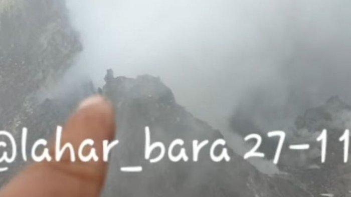 Heboh Video Situasi Kawah Merapi Padahal Status Siaga & Jalur Pendakian Ditutup, Ini Alasan Pendaki