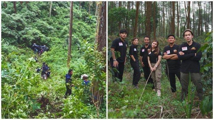 Rombongan Jordi Onsu Alami Kecelakaan di Malang, Mobil Avanza yang Ditumpangi Terperosok ke Jurang