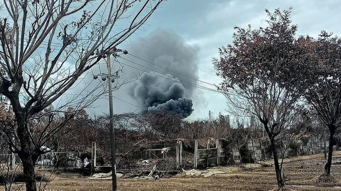 Kapolres Indramayu Minta Masyarakat Tak Sebarkan Berita Hoaks Tentang Kebakaran Pertamina Balongan