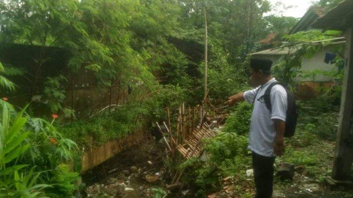 Warga Kesal Abrasi Sungai Cimanuk Tak Kunjung Diperbaiki, 8 Rumah Warga Majalengka Terancam
