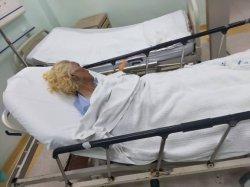 Nenek 87 Tahun Terkubur Hidup-hidup Selama 3 Hari, Sulit Napas Saat Ditolong, Ini Fakta Sebenarnya