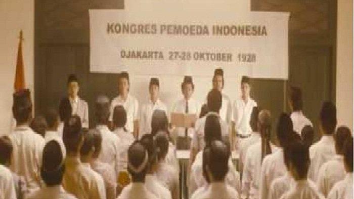 Sejarah Sumpah Pemuda 28 Oktober 1928 dan Isi Ikrar Pemuda yang Mempersatukan Seluruh Indonesia