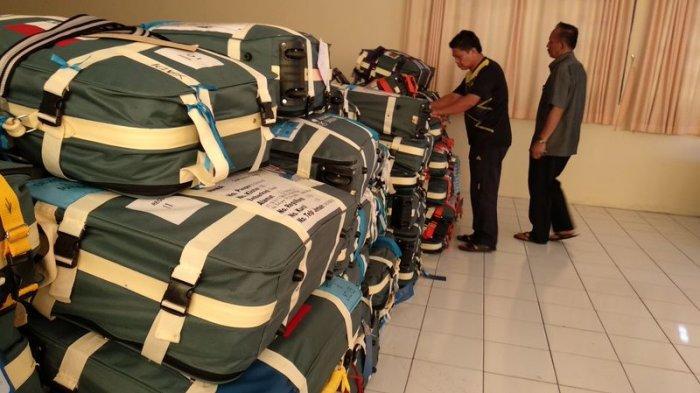 Kemenag Kumpulkan Koper Calon Jemaah Haji Asal Kota Cirebon