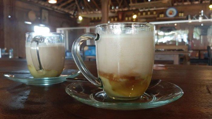 Rasakan Lezat dan Segarnya Kopi Durian Ala Kopi Montong Cirebon, Paduan Aromanya Saling Melengkapi