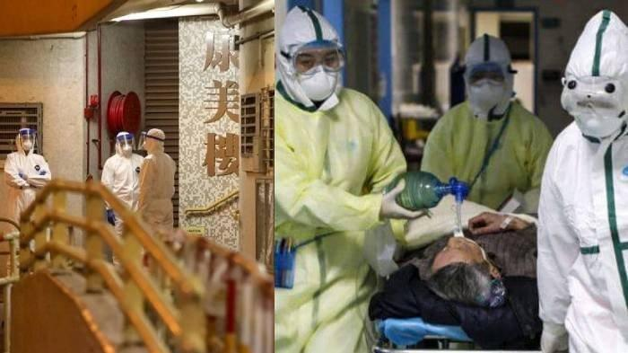 Kenali Gejala Virus Corona, Bekerja Dari Hari Ke-1 Sampai Hari Ke-17, Alami Sesak Nafas di Hari ke-5