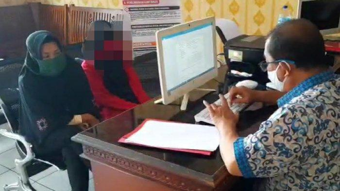 Seorang Perempuan ABG di Manonjaya, Tasikmalaya, Diduga Jadi Korban Pencabulan Ayah Tirinya