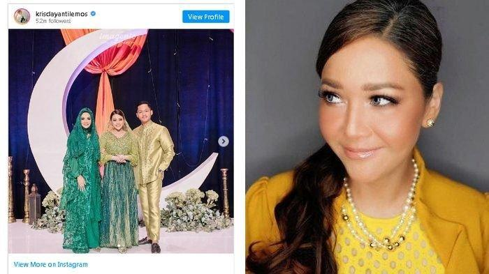 KD Unggah Foto Bareng Aurel dan Azriel serta Puisi Rindu, Maia: Doa Ibu Iringi Anak Sepanjang Masa