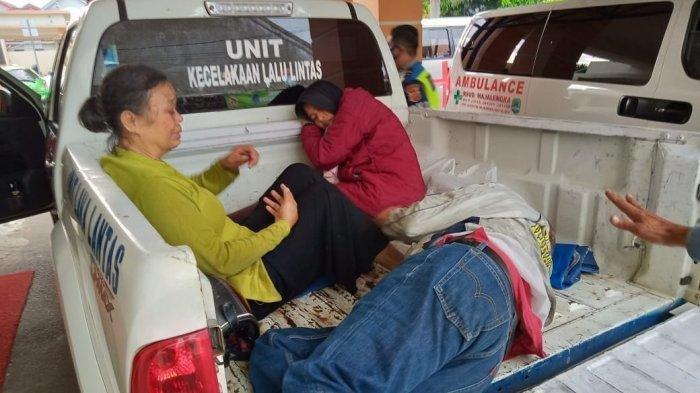 INI Daftar Lengkap Korban Kecelakaan Maut di Majalengka, Mobil Seruduk 2 Motor, Satu Orang Tewas