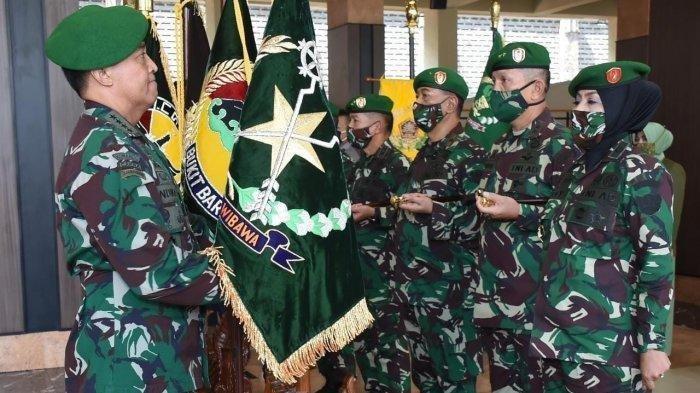Profil Brigjen TNI Thevi A Zebua, Komandan Pusdiklatpassus Kopassus, Pangkatnya Dinaikkan KSAD