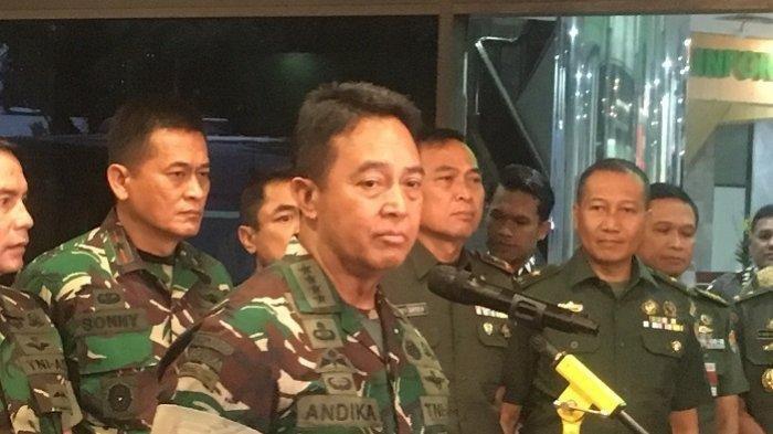 Jenderal Andika Perkasa Kirim 20 Prajurit Kopassus ke Korea Selatan, KSAD Beri Perintah Penting ini