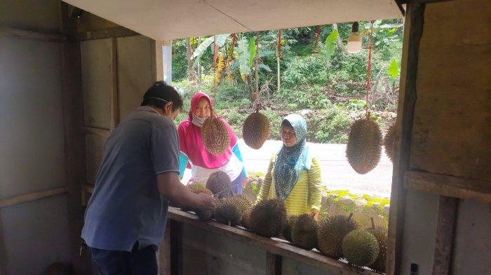 Produksi Durian di Majalengka Menurun Dihantam Cuaca Buruk, Cita Rasa Tak Lagi Legit