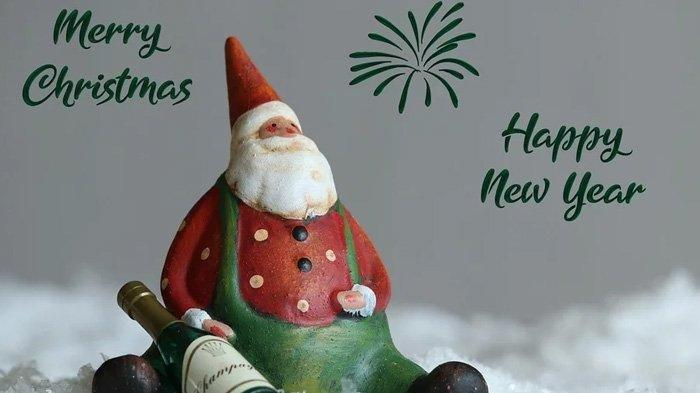 Kumpulan Ucapan Natal dan Tahun Baru 2021, Lengkap Gambar Ucapan Natal 2020, Yuk Share di Medsos!