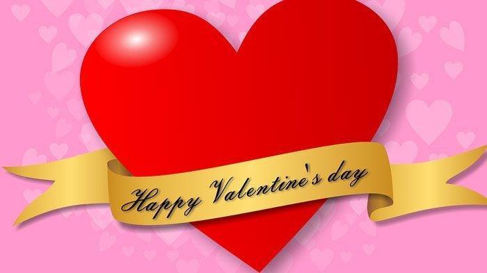 Kumpulan Ucapan Hari Valentine Romantis, Kirim ke Pasangan Anda, Bisa Dijadikan Status di Medsos