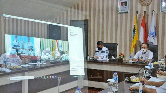 Pemkab Kuningan dan Pemkot Cirebon Bahas Perjanjian Kerja Sama Pengelolaan Air, Tarif Akan Naik