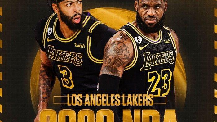 LA LAKERS Juara NBA, Bungkam Miami Heat di Gim ke 6, Gelar untuk Sang Legenda Kobe Bryant