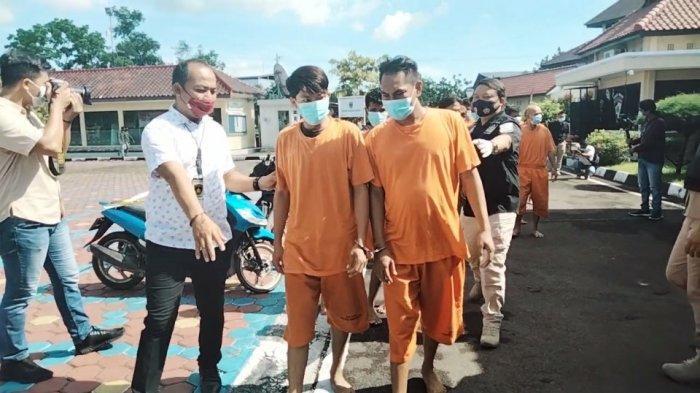 Geng Motor Keroyok Korban Pakai Gir Rantai hingga Babak Belur di Indramayu, Pelaku Masih Remaja