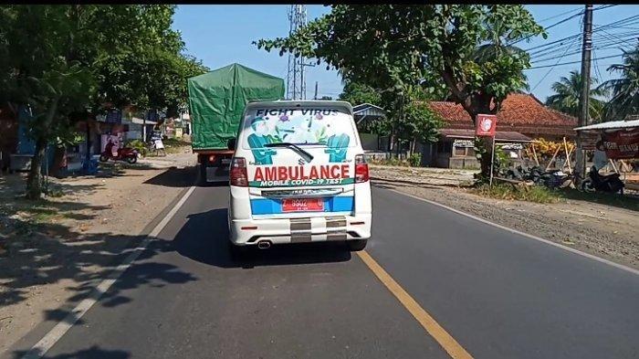 Relawan Pemandu Ambulans di Bekasi sedang Bertugas, Eh Malah Diludahi Pemotor, Kenapa?