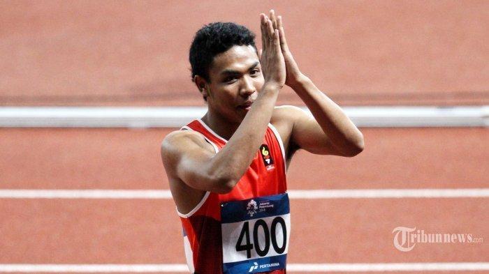 Alami Cedera, Sprinter Andalan Indonesia Ini Gagal Tampil di Asian Athletics Grand Prix