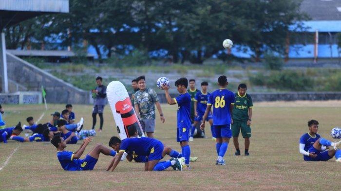 Tim Sepak Bola Putra Jabar Terpaksa Harus Angkat Kaki dari PON XX Papua 2021, Kalah Telak dari Jatim