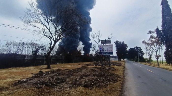 BREAKING NEWS: Baru Saja Terjadi Ledakan Susulan di Kilang Pertamina Balongan, Api Semakin Membesar