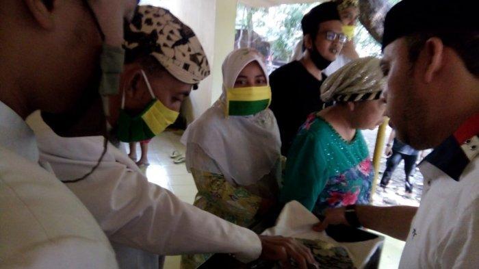Ini Makna Tawurji Bagi Keluarga Keraton Kanoman Cirebon, Berharap Bisa Menolak Segala Musibah