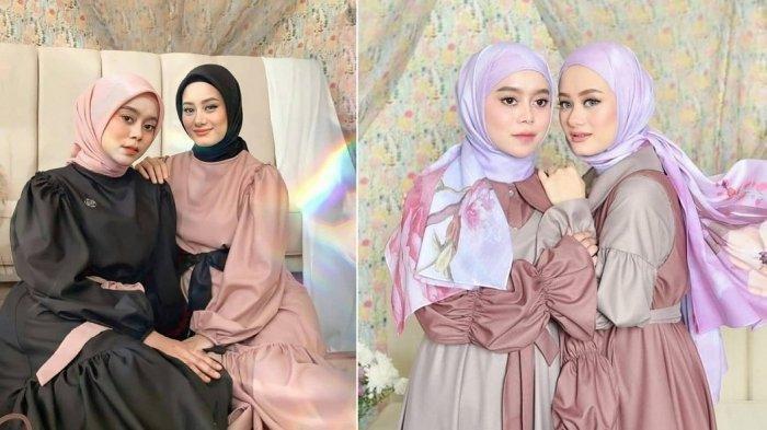 Lesty Kejora & Dinda Hauw Tak Canggung Lakukan Pemotretan Bareng, Penampilan Kekasih Billar Disorot