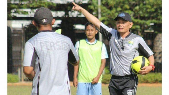 Kalah Lawan Persib Bandung, Pelatih Persib B Evaluasi Lini Belakang