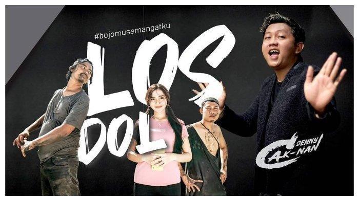 Download MP3 Lagu Los Dol - Denny Caknan Lengkap Lirik Lagu Trending 1 Youtube Dibawakan Melisa Idol