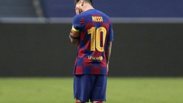Isi Kontrak Gila-gilaan Lionel Messi Bocor ke Publik, Messi Siap Gugat Lima Petinggi Barcelona
