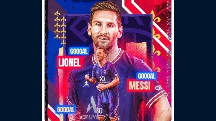 Gol Lionel Messi Jadi Pembuktian Diri dan Melukai Eks Pelatih, PSG Lumat Man City di Liga Champions