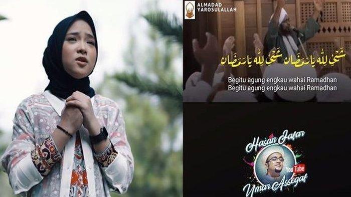Biar Nuansa Ramadan Lebih Terasa, Ini Lirik Sholawat Syirillah Ya Ramadhan, Berikut Pilihan Versinya