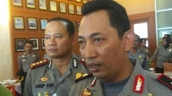 Calon Kapolri Pengganti Idham Aziz Tiba di Gedung DPR, Listyo Sigit Prabowo Jalani Fit & Proper Test