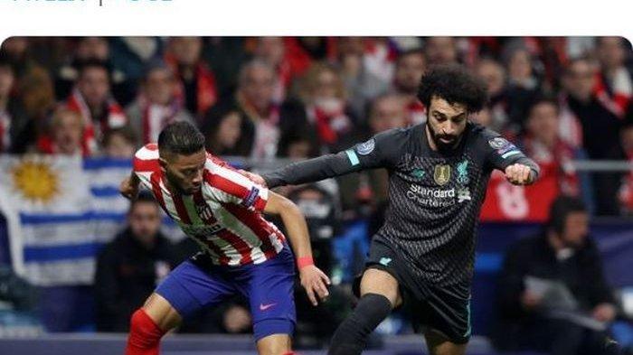 HASIL Liga Champions: Markas Atletico Madrid Jadi Neraka Bagi Liverpool, The Reds Keok 0-1