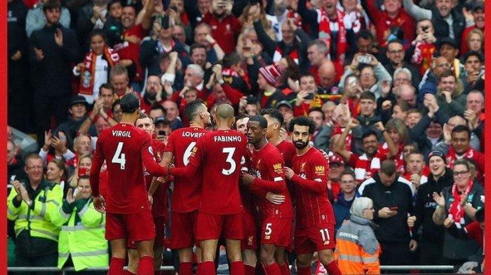 Hasil Liga Inggris, Liverpool Tembus Empat Besar, Arsenal Menang, Tottenham Keok di Kandang