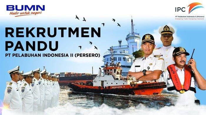 Info Lowongan Kerja Bumn Pt Pelindo Iii Buka Loker Terbaru Buruan Daftar Ditutup 31 Mei 2021 Tribun Cirebon