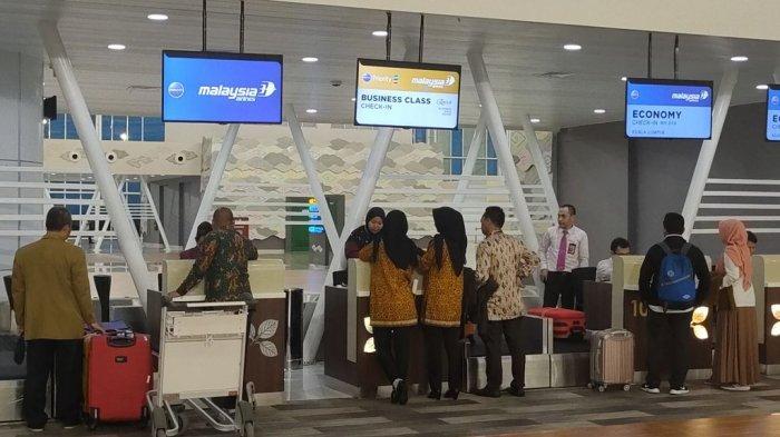 BREAKING NEWS: Bandara Kertajati Majalengka Layani Rute Penerbangan Internasional Perdana Hari Ini