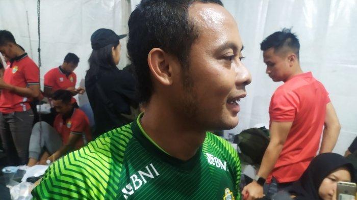 Mantan Kapten Persib Bandung Atep Resmi Diusung PDIP Sebagai Cawabup Bandung Dampingi Yena