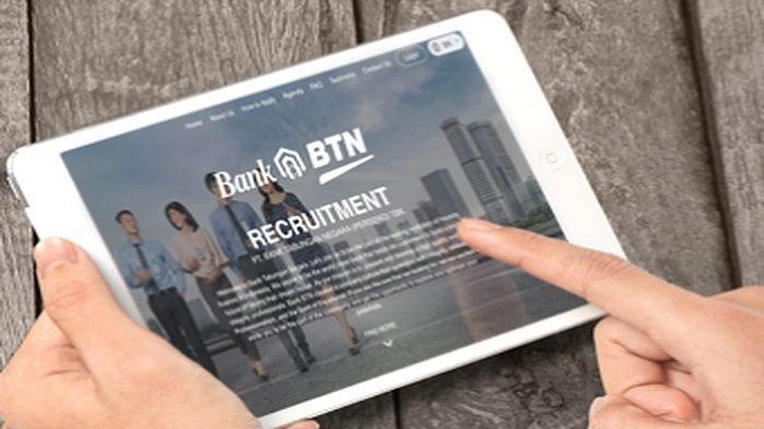 LOWONGAN KERJA BUMN, Bank BTN Buka Rekrutmen untuk Daerah Bandung, Yogya, Jakarta dan Wilayah Lain