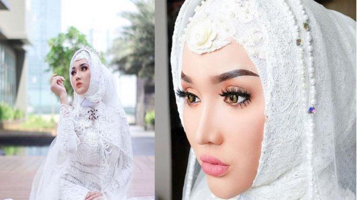 Pakai Hijab, Muhammad Fatah atau Lucinta Luna Nyanyi Lagu Religi Berjudul Syukur, Netizen Nyinyir