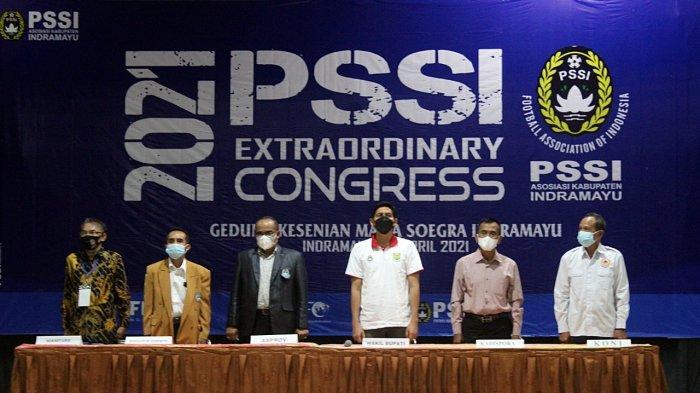 Meski Mundur Dari Ketua Umum PSSI Indramayu, Lucky Hakim Tetap Akan Support Dunia Sepakbola
